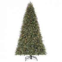 10 ft. Sutter Fir Quick-Set Artificial Christmas Tree with 1150 Clear Lights-TGA0P3772S00 205983417