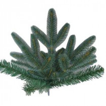 13 in. Natural Balsam Fir Artificial Christmas Tree Branch Sample-42011BR 206950854