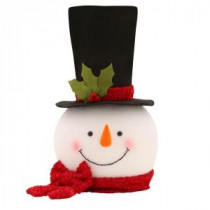 18 in. Snowman Tree Topper-TXF1794 205080822
