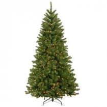 6.5 ft. North Valley Spruce Artificial Christmas Tree with 450 Lights-NRV7-300-65 205983420