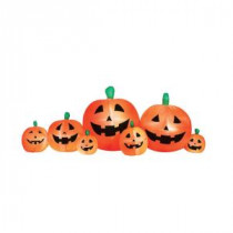 Airflowz 8 ft. Inflatable Pumpkin Patch-06474 206852833