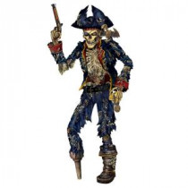 Beistle Jointed Pirate Skeleton-50458B 204455696