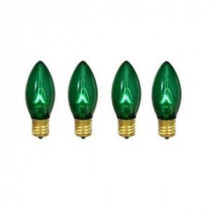 C9 Green Replacement Bulb (250-Piece)-21-002 204796487