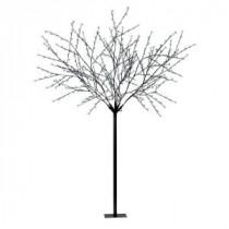 Eglo 98.5 in. Black LED Tree Post Light-75033A 204740005
