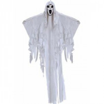 Forum Novelties 6 ft. Classic Face Hanging Ghost Prop-71253F 204456576