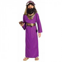 Forum Novelties Boy's Purple Wiseman Costume-F60104_M 205737044