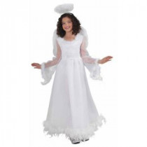 Forum Novelties Girls Fluttery Angel Costume-F66809_L 204461609