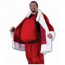 Fun World Adult Santa Belly Costume-7533FW 204426944