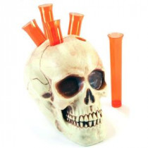 Fun World Skull Test Tube Shot Holder-94059FW 204443355