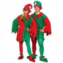 Fun World Unisex Economy Elf Set for Adult-7551FW 204448920