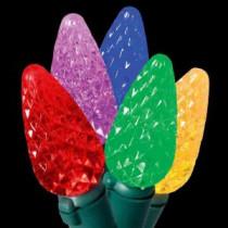 GE Energy Smart 50-Light LED Multi-Color C5 Light Set-97505HD 203267279