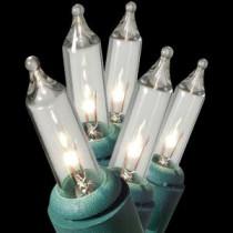 GE Pro-Line 300-Light Clear Commercial Grade Miniature Light Set on Reel-80226HD 203267250