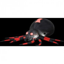 Gemmy 4.3 ft. Inflatable Black Spider-64744X 206355157