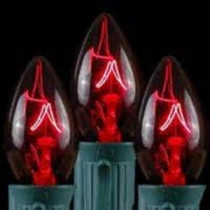 Holiday International C9 Red Replacement Christmas Light Bulbs (Case of 250)-21-004 300635811
