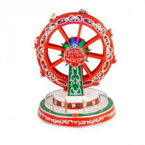 Home Accents Holiday 12.63 in. Animated Ferris Wheel-5244-13765HD 205927808