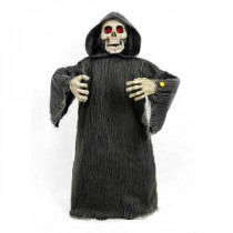Home Accents Holiday 36 in. Animated Grim Reaper-6330-36631HD 206770856