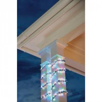 Home Accents Holiday 9 ft. LED Garland Lights with Dual Functions-TY-150GD-2F 206806024