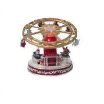 Home Accents Holiday Animated Turning and Tele Tilt-A-Wheel with LED-3201-10640 203988551