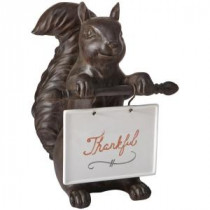 Home Decorators Collection 16 in. Squirrel Message Board-9755100820 300135828