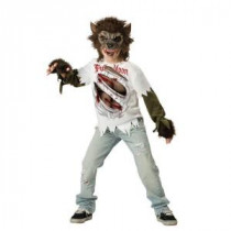 InCharacter Costumes Boys Werewolf Costume-IC17015_XL 205479026