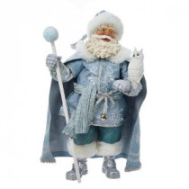 Kurt S. Adler 11 in. Fabriche Father Frost Santa-C7456 300587893
