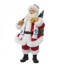 Kurt S. Adler 11 in. Fabriche Santa Holding Dreidel-C7454 300587911