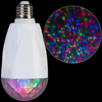 LightShow LED Projection Standard Light Bulb-Kaleidoscope RGB Set-39948 206768202
