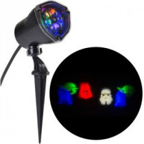 LightShow LED Projection Star Wars Characters-Star Wars RGBW Stake Light-81846 206768198