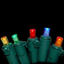 Lumabase 70-Light Multi Color LED String Lights-38601 204617303