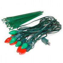 Lumabase Red and Green Pathway Lights (10-Count)-61110 203503840