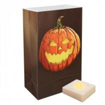 LumaLite Jack-O'-Lantern Luminaria Kit-77706 204190720