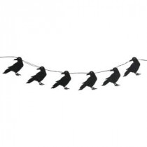 Martha Stewart Living 19-Light LED Crow String Lights-9726300210 300152355