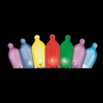 Martha Stewart Living ColorSoft 50-Light Italian LED Multi-Color Light Set-TY839-1415 204918244