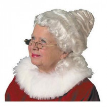 Master Halco Adult Beautiful Mrs. Claus Wig-51H 205737050