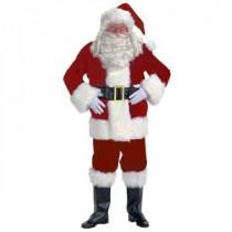 Master Halco XXL Professional Velvet Santa Claus Suit-7098XXL 205737035