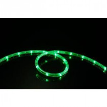 Meilo 16 ft. 108-Light Green All Occasion Indoor Outdoor LED Rope Light Decoration (2-Pack)-ML12-MRL16-GR-2PK 300091559