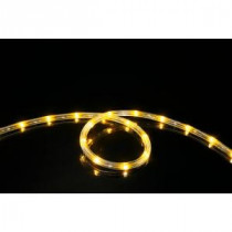 Meilo 16 ft. 120-Volt Yellow 108-LED Rope Light (2-Pack)-ML12-MRL16-YL-2PK 206795186