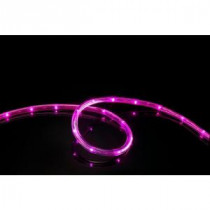Meilo 16 ft. LED Pink Rope Lights-ML12-MRL16-PN 205859880