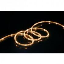Meilo 16 ft. LED Warm White Mini Rope Light-ML11-MRL16-WW 204670205