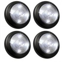Meilo 4-Light LED White Cold Gazebo Spot Light Set (2-Pack)-GAL-04-CW-2PK 300453616