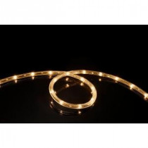Meilo 48 ft. 324-Light LED Soft White Rope Light-ML12-MRL48-SW 207203940