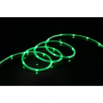 Meilo 9 ft. LED Green Mini Rope Light-ML11-MRL09-GR 202844714