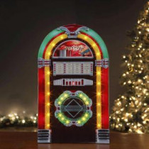 Mr. Christmas 11 in. Rock-O-Rama Christmas Jukebox-60411 203992433