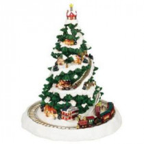 Mr. Christmas 12 in. Winter Wonderland Christmas Eve Express-36621 100647651