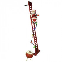 Mr. Christmas 40 in. Super Climbing Santa-36883 206265392