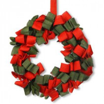 National Tree Company 20 in. Holiday Artificial Wreath-RAC-W210030B 300154677