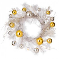 National Tree Company 22 in. Ornament Artificial Wreath-RAC-W060357A 300154657