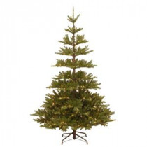 National Tree Company 7.5 ft. PowerConnect Imperial Spruce Artificial Christmas Tree with Clear Lights-PEIS3-307P-75 207183268