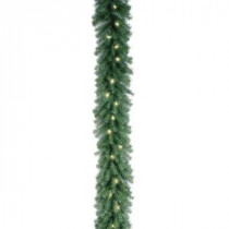 National Tree Company 9 ft. Norwood Fir Garland-NF-9ALO-1 202214878