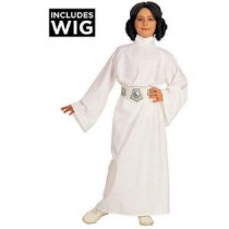 Rubie's Costumes Deluxe Princess Leia Child Costume-R18993_M 204441059